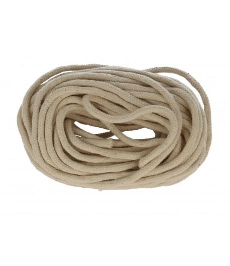 Knot Bawełniany średnica 4 Mm Długość 10 M Do Lampy Naftowej Pochodni